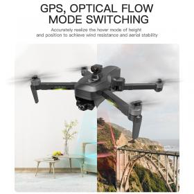 NOVO SG906 MAX / Pro2 GPS Drone z Wifi FPV 4K kamero Trososni Gimbal Brezkrtačni profesionalni Quadcopter Izogibanje oviram Dron